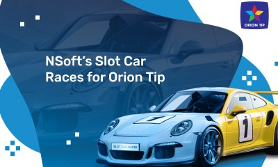 NSoft's Slot Car Races for Orion Tip