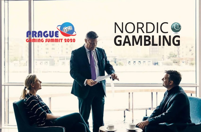 Prague Gaming Summit 2020 Sponsor profile – Nordic Gambling – General Sponsor