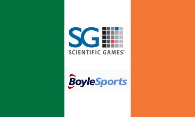 Scientific Games and BoyleSports, Ireland's Largest Bookmaker, Launch Upgraded Promote Screen Solution