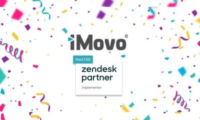 iMovo achieves 'Zendesk Master Implementation Partner' status