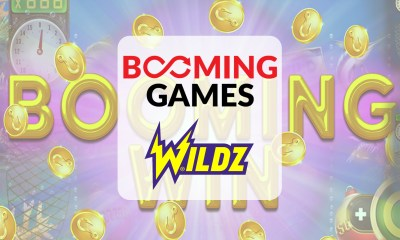 Booming Games goes live on Wildz