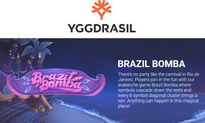 Yggdrasil's Brazil Bomba
