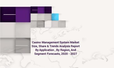 Worldwide Casino Management Systems Market Insights, 2020-2027