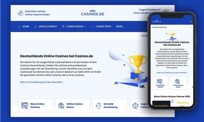 A new German gambling comparison website is offering to refund players if they do not get paid by online casinos