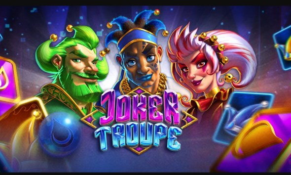 Push Gaming releases Joker Troupe online slot