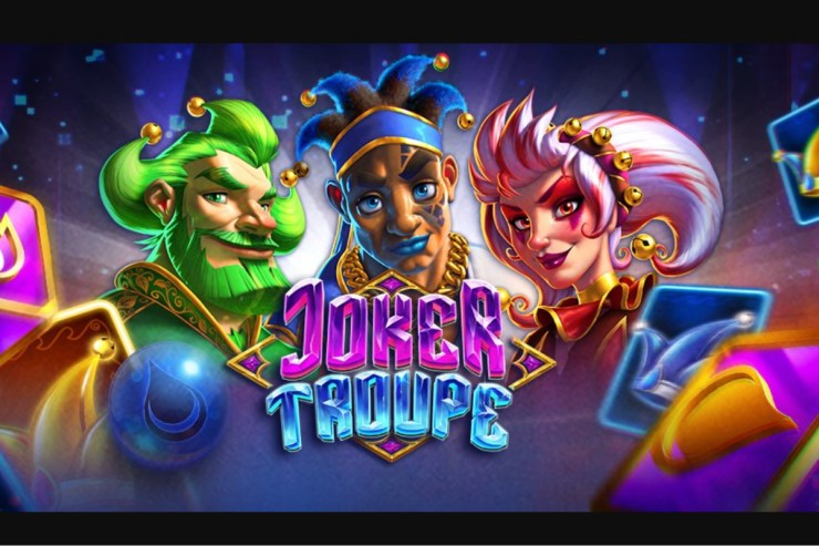 Push Gaming - Joker Troupe online slot