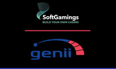 SoftGamings partners with Genii