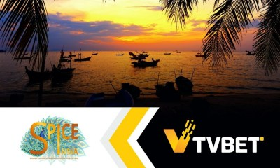 TVBET will showcase its streaming solutions to the Indian market at SPiCE