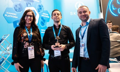 UltraPlay brings two awards after ICE London