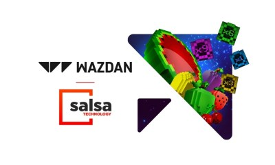 Wazdan Secures New Partnership with Salsa Technology