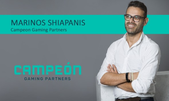 Exclusive Q&A with Marinos Shiapanis, CEO of Campeón Gaming Partners