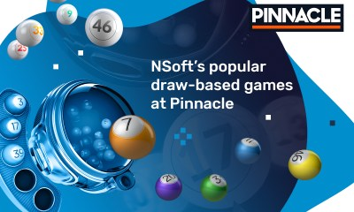 NSoft's popular draw-based games at Pinnacle