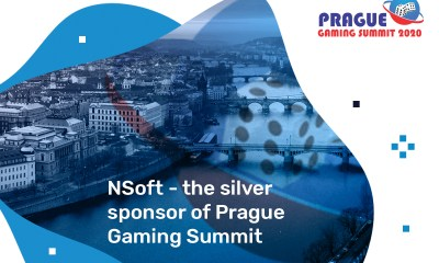 NSoft – the silver sponsor of Prague Gaming Summit
