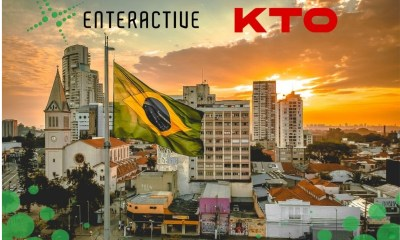 Enteractive enters Brazil through KTO partnership