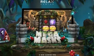 Reawaken adventure in Relax Gaming's Mega Masks
