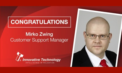 Mirko Zwing promoted to ITL Customer Support Manager