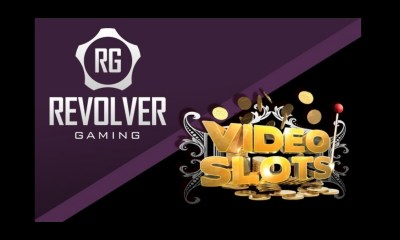 Revolver Gaming live at Videoslots