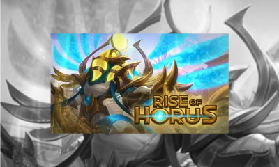 Evoplay Entertainment - Rise of Horus