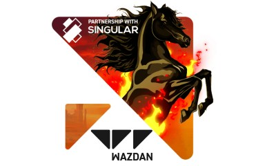 Singular Expands Game Offering With Wazdan