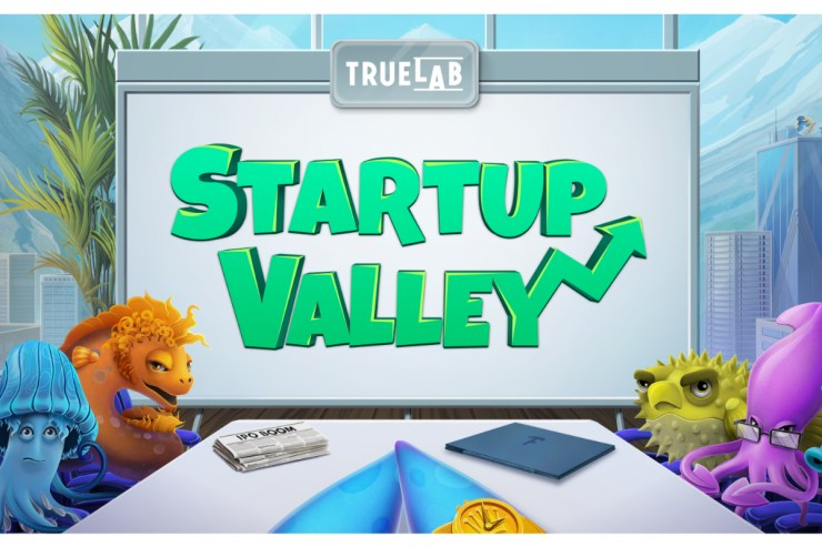 Startup Valley - True Lab