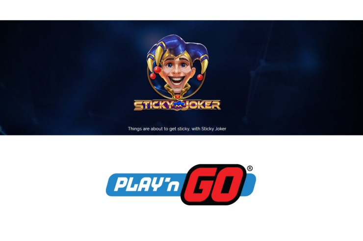 Play'n GO With Sticky Joker!