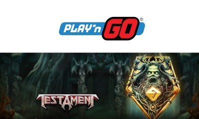 Play'n GO - TESTAMENT to the Slot Industry!