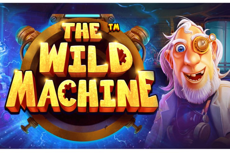 PRAGMATIC PLAY – THE WILD MACHINE