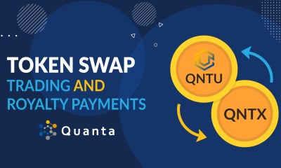 Token Swap, Trading And Royalty Payments