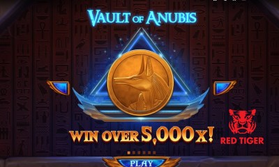 Red Tiger - Vault of Anubis