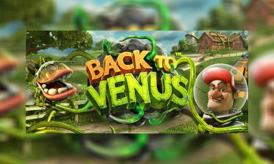 "Betsoft Releases ""BACK TO VENUS"""