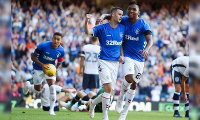 Rangers FC Ends Betting Partnership with Ladbrokes