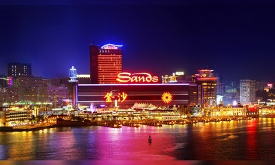 Sands China Reports $166 Million Loss in Q1 2020