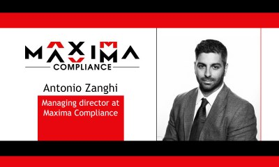 Maxima Compliance's Antonio Zanghi on the impact of COVID-19 on compliance