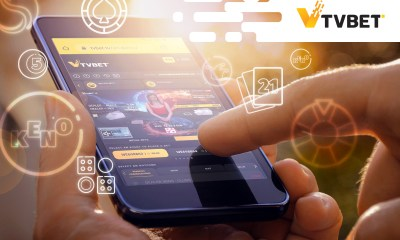 TVBET's design for mobile devices appeared in a fresh new look