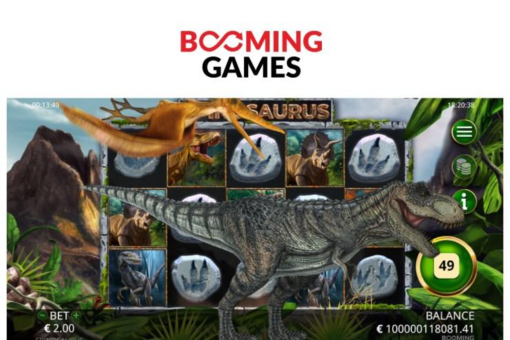 Booming Games - Spinosaurus