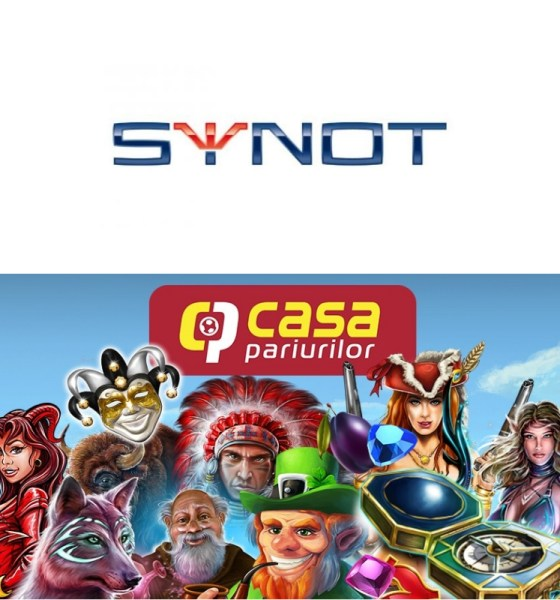 Synot Games Take Games Online With Romanian Operator Casa Pariurilor