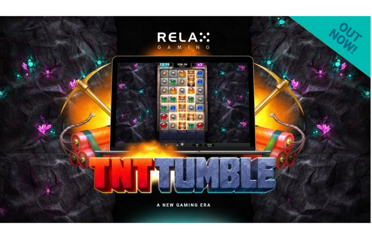 Relax Gaming releases TNT Tumble