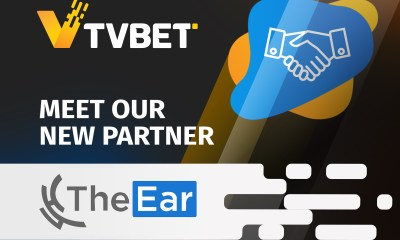 TVBET assembled with The Ear platform to deliver broadcast games for the global market