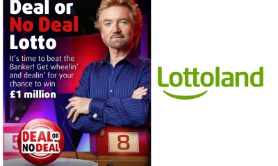 "Lottoland launches ""Deal or No Deal Lotto"""