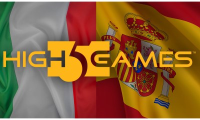 High 5 Games Now Ready for Italy and Spain
