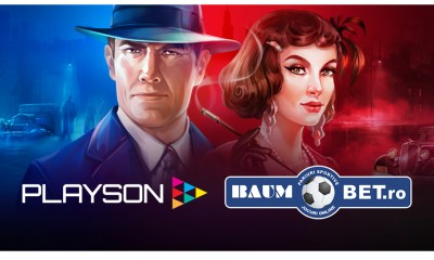 Playson joins forces with Baumbet