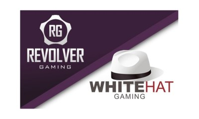 Revolver Gaming slots launch with White Hat Gaming
