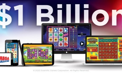 Record $1 Billion In Online/Mobile Sales For Scientific Games iLottery Partner Pennsylvania Lottery