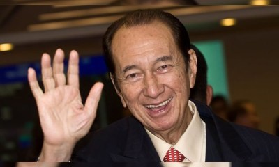 Macau Gambling King Stanley Ho Dies at 98