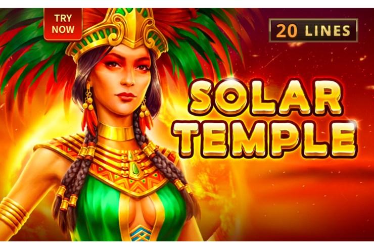 Playson's Solar Temple