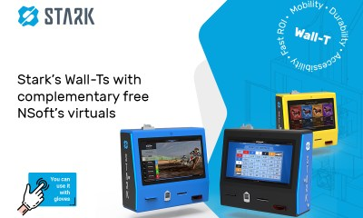 Stark's Wall-T terminals at promotional prices with complementary free NSoft's virtuals