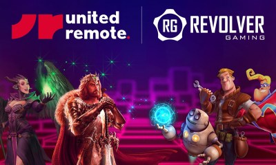 Revolver Gaming fires up with United Remote