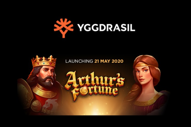 Yggdrasil sends players on an epic quest for riches in Arthur's Fortune