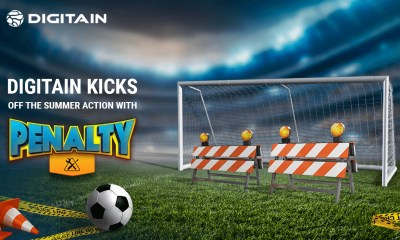 "Digitain Launches Football-themed ""Penalty"""