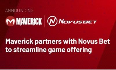 Maverick Partners with Novus Bet